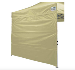 Eurmax 10ft Wall for 10x10 Outdoor Pop up Wedding Party Instant Canopy Sidewall $16.60
