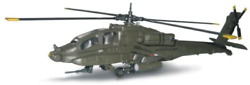New Ray 1 55 D C AH 64 Apache Helicopter $33.32