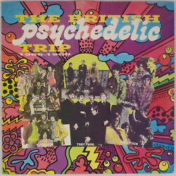 BRITISH PSYCHEDELIC TRIP: 1966 1969 See for Miles Vinyl LP Psych 20 Tracks Comp $25.00