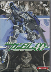 Mobile Suit Gundam 00 TV Complete First 1st Season Anime Collection DVD 1 $16.96