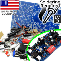 FM Transmitter Radio Station Stereo BH1417F DIY Kit Soldering Required $13.75
