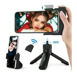 Yoozon Mini Selfie Stick Tripod Stand Holder with Wireless Remote Shutter $9.95
