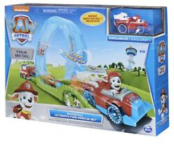 PAW PATROL Marshall ULTIMATE RESCUE SET True Metal Nickelodeon Spin Master Toys $28.49