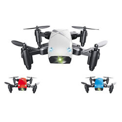 Mini Quadcopter RC Drone Toy Gift Camera With Remote Control C $27.89