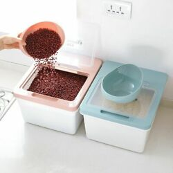 Plastic Storage Box Cereal Dispenser Kitchen Container Pet Food Organizer Set $28.82