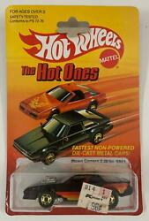 HOT WHEELS 1983 THE HOT ONE#x27;S BLOWN CAMARO Z 28 No.5901 NEW in BP MALAYSIA $39.99
