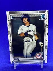 2020 Bowman Chrome Prospects Pick Your Card $0.99
