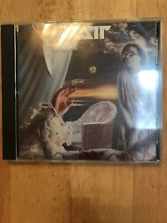 RATT Reach For The Sky US CD Initial Atlantic Records Issue $12.99