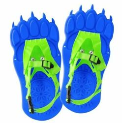 Airhead Snow Products MONSTA TRAX Kids Snowshoes for Boys and Girls NEW $12.99