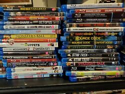 BLU RAY lot * Pick Your Movies * $3.50 $5.00 Flat Rate Shipping $2.99 LOT B $3.50