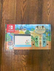 Animal Crossing: New Horizons Limited Nintendo Switch Console **IN HAND** $499.99