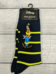 Disney Goofy Novelty Socks Shoe Size 6 12 FREE SHIPPING. NEW $16.99
