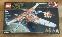Lego Star Wars Poe Dameron#x27;s X wing Fighter 75273 New Sealed $73.95