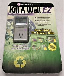 P3 Kill A Watt EZ Electricity Usage Monitor $54.99