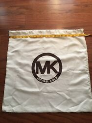 Michael Kors Large Dust Cover Bag To Protect Purse Or Handbag $15.00