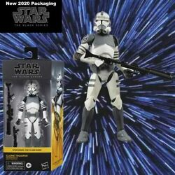 Star Wars Black Series Kamino Clone Trooper 6 Inch Action Figure *IN STOCK $29.85