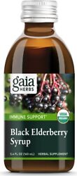 Black Elderberry Syrup by Gaia Herbs 5.4 oz $21.38