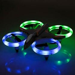 RC Drone Mini Drone for Kids and Beginners Mini Drones Quadcopter with LED $37.43