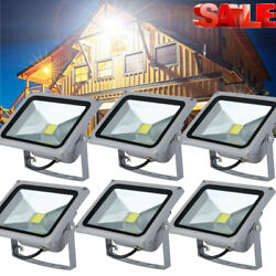 30W LED Floodlight Outdoor Light Security Wall Flood Lights Outside Garden Lamp