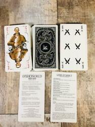 DisHonored Tarot Card Deck 76 Cards Incomplete Parts Deck Free Shipping $12.95