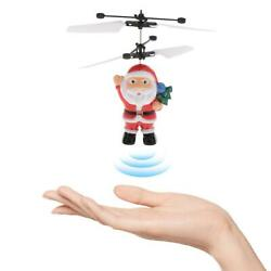 Flying Ball Induction Aircraft Toy Kids Floating Ball Helicopter Drone C $9.47