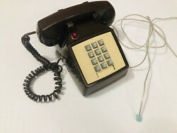 Vintage 80s ITT 2500 45 FBA 27 M 7 83 Traditional Desk PHONE w Call Light $65.00