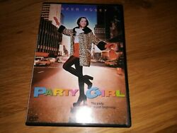 Party Girl DVD 1995 Parker Posey Rare OOP $14.00