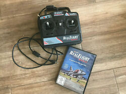 Real Flight Simulator R C Basic by Great Planes Controller and CD $35.00