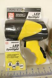 Rally LED Rechargeable Cordless Spotlight AC amp; DC Chargers Included $18.99
