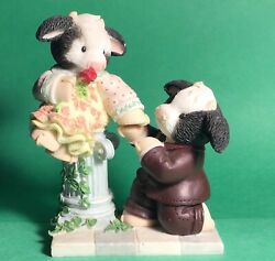 Mary Moo#x27;s Country Wedding Party quot;For Heifer My Lovequot; 2002 #109233 Free Shipping $14.99