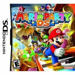 Mario Party For Nintendo DS DSi 3DS 2DS Very Good 2E $17.20