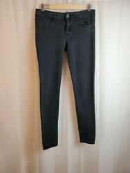 American Eagle Outfitters Womens Low Rise Super Stretch Jean Jeggings Size 8 $20.00