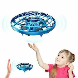 Mini Drone UFO Infrared Sensor Induction Aircraft Flying Toy for Kids Quadcopter $11.29
