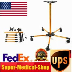 RC Drone Helicopter Training Display Station Stand w Universal Wheels $88.35