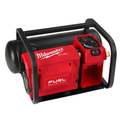Milwaukee Compact Quiet Compressor Tool 2 Gal Electric 18V Brushless Cordless $419.99