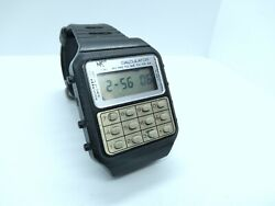 National Semiconductor Calculator Watch with new battery PLEASE READ DESCRIPTION $27.00