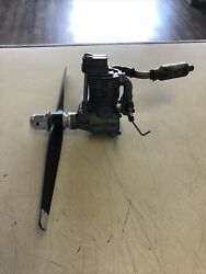 MAGNUM XL 91 RFS Four Stroke RC Engine with Muffler and Propellers $150.00