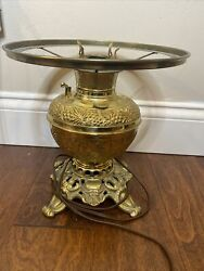 Bamp;H Antique Lamp Base $99.00