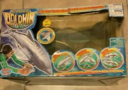 Wowwee Cyber Dolphin Remote Control RC for Land or Water $74.95