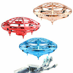 Hand UFO Drone Flying For Kids Mini Ball Toys Helicopter Hover Quadcopter $13.99