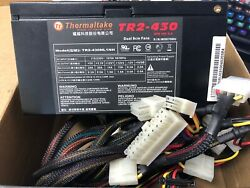 Thermaltake TR2 430W Max. Power Supply Unit With Power Cord $29.75