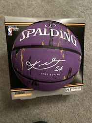 Spalding® x Kobe Bryant Marble Series Limited Edition Basketball * $54.99