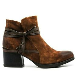 BOC by Born Amber Dark Brown Women#x27;s Ankle Boot Size 7 $59.99