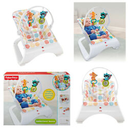 Infant to Toddler Baby Bouncer Rocker Swing Portable Child Rocking Sleeper Chair $44.99