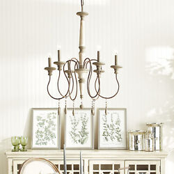 Zoe 6 light French Antique Chandelier $321.94