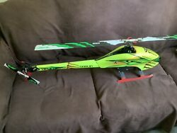 RC Helicopter Sab Goblin 500 $680.00