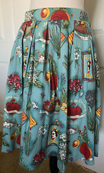 Lot Of 4 A line Skirts Size M $25.00
