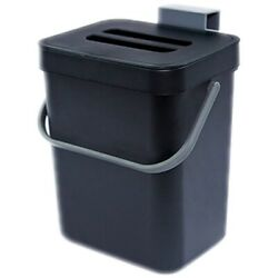 Kitchen Compost Bin for Countertop or Under Sink Composting Ndoor Home Tra L7I6 $21.99