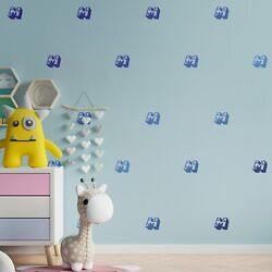 For Minecraft Wall Decor Stickers Pattern Art Decals 90 Pcs 3x3quot; Decor HE340 $26.50