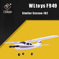 WLtoys F949 CESSNA 182 2.4G 3CH RC RTF Airplane Aircraft Fixed Wing Plane $67.38
